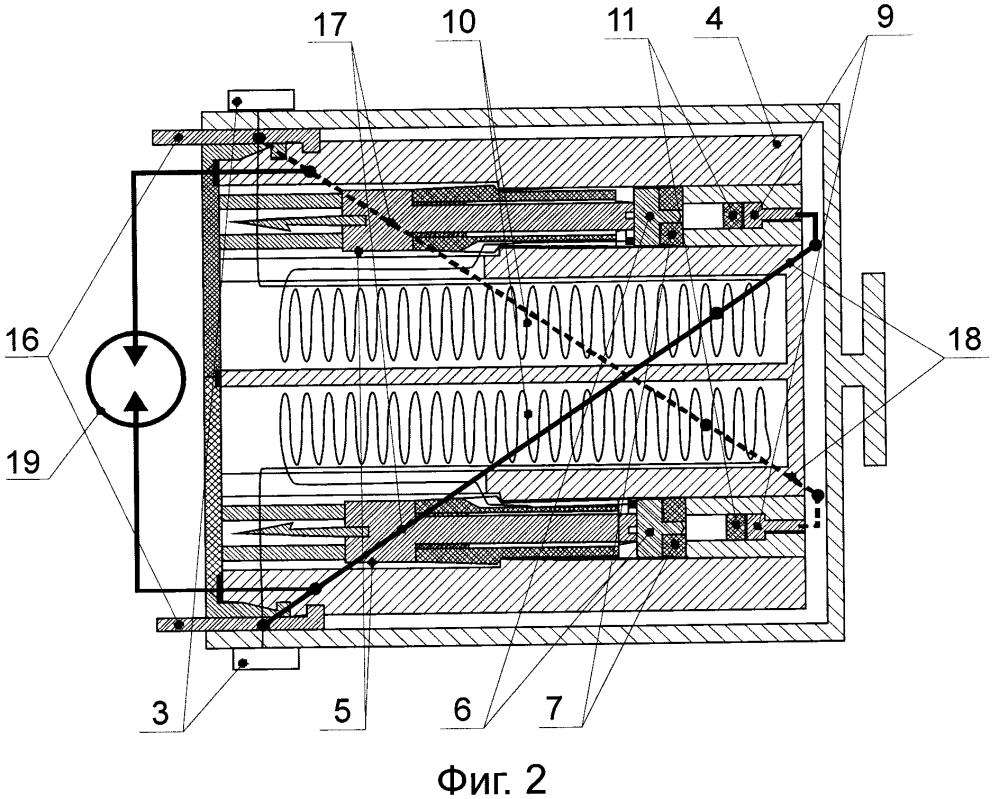 Дистанционный картридж для электрошокового устройства с индивидуальным инициированием снарядов
