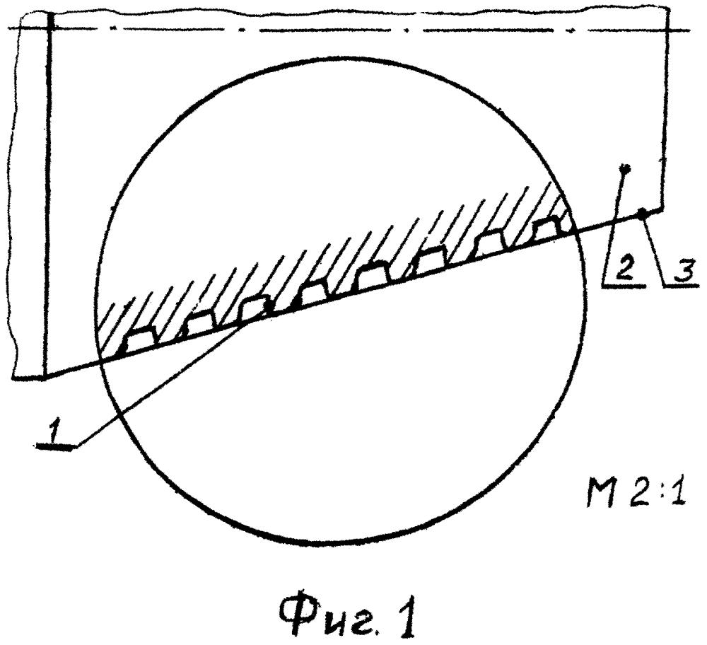 Способ нарезания резьб на концах обсадных труб и муфтах