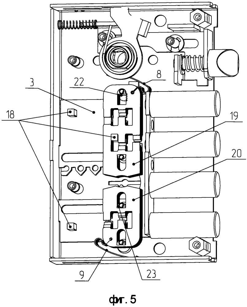 Замок и устройство механизма замка