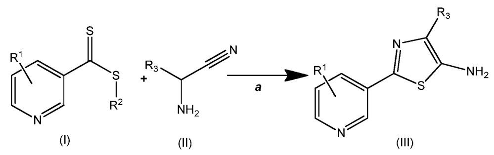 Способ получения некоторых 2-(пиридин-3-ил)тиазолов