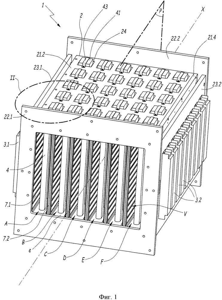 Устройство обработки газа и способ его сборки, система и способ обрабоки газа