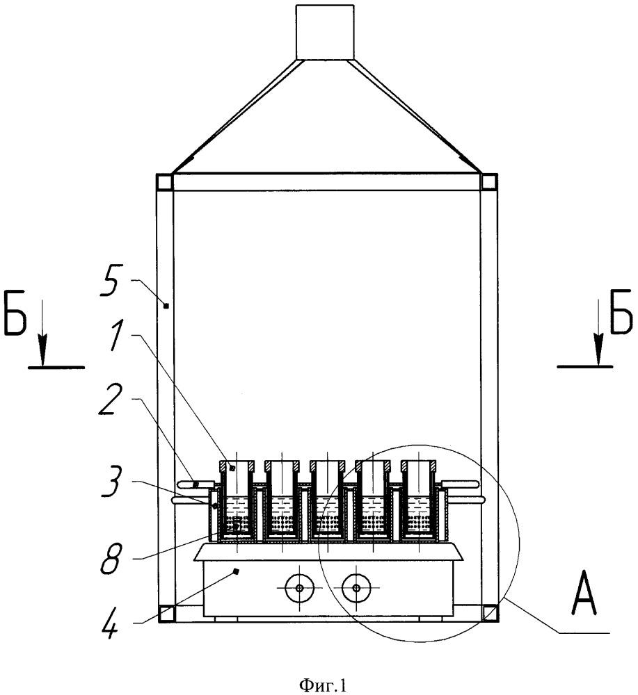 Способ и устройство контроля герметичности капсул с источником ионизирующего излучения