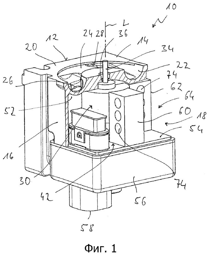 Компрессор бокового канала, в частности, для обогревателя транспортного средства