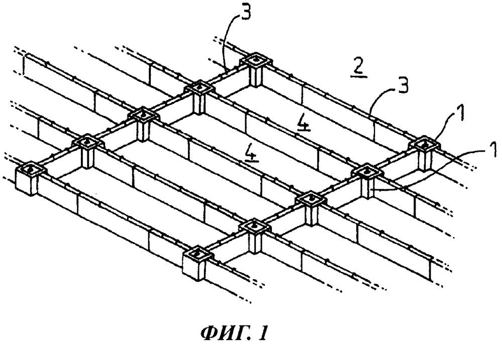 Способ изготовления герметизирующей теплоизолирующей стенки резервуара-хранилища