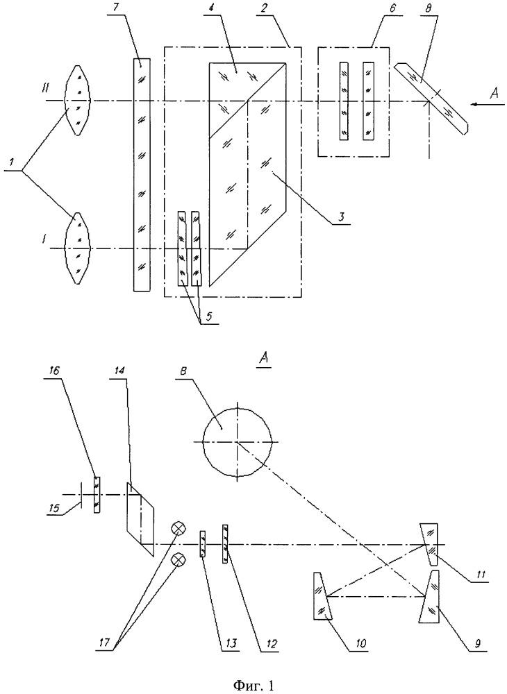 Устройство для контроля лазерного прибора наведения