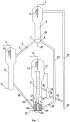 Реактор с псевдоожиженным слоем, установка и способ получения легких олефинов