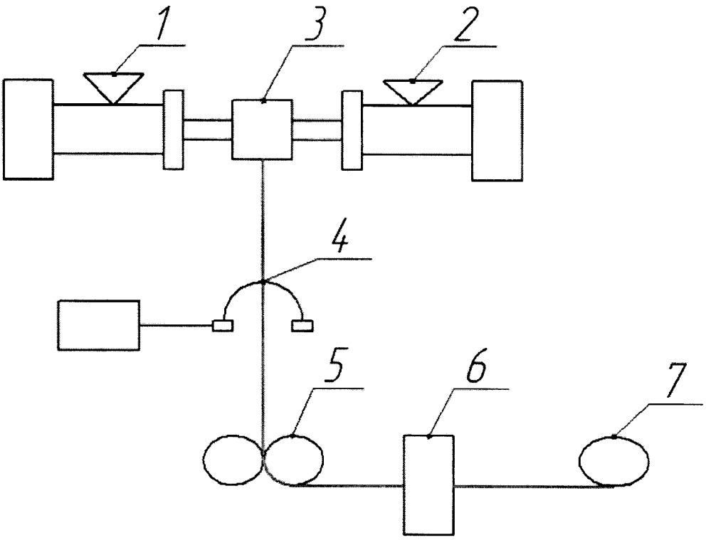 Полимерное оптическое волокно и установка его получения