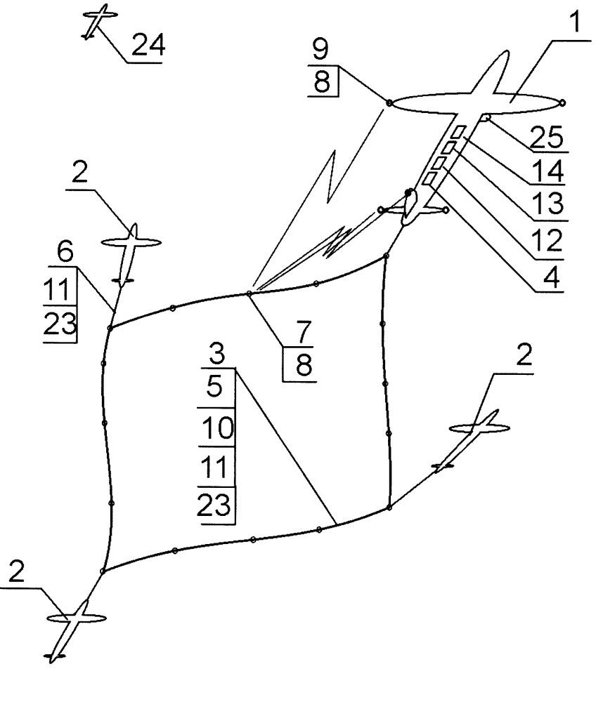 Способ и система аэроэлектроразведки