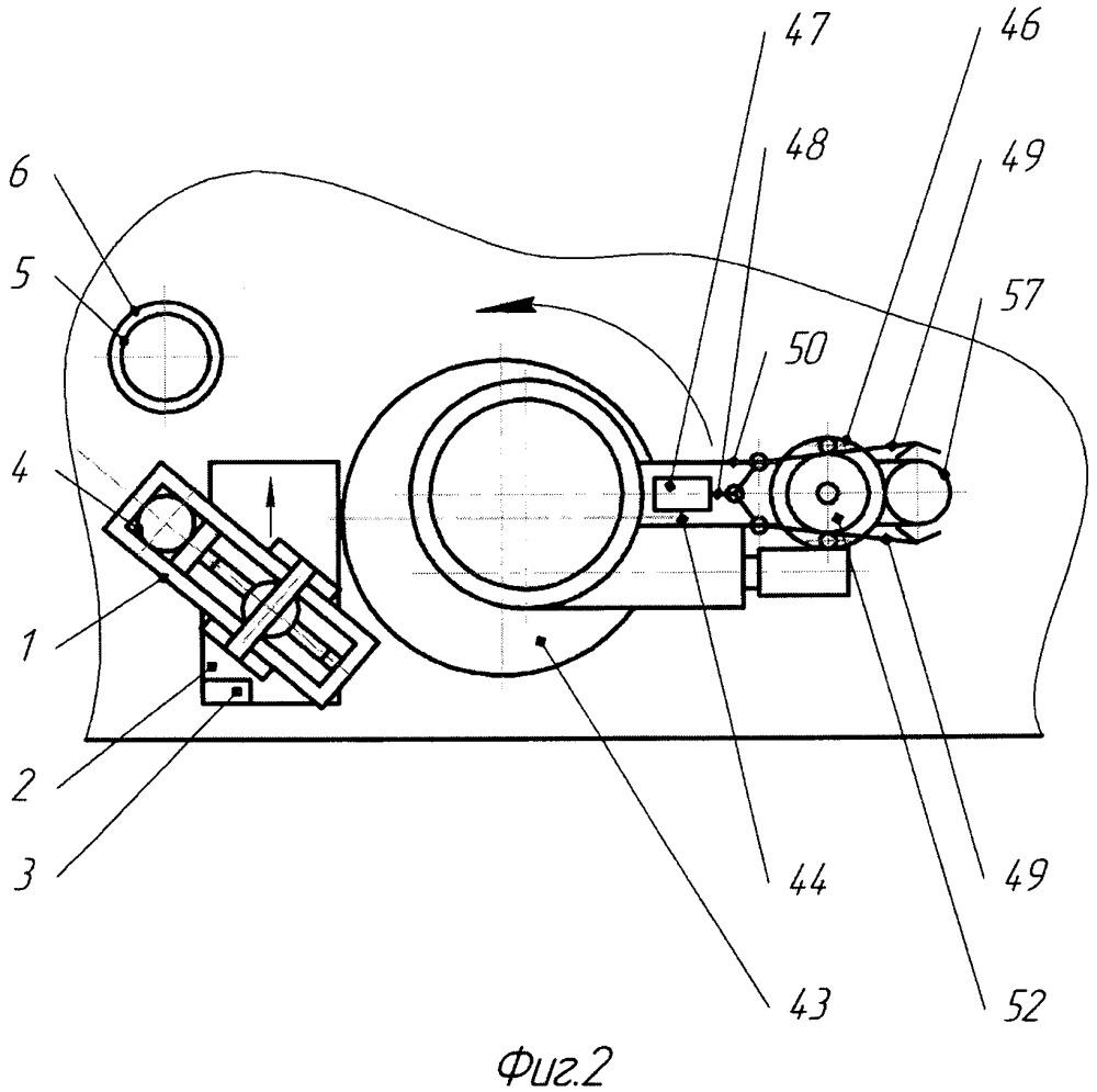 Способ разделки двухпучковой тепловыделяющей сборки ядерного реактора и устройство для его осуществления