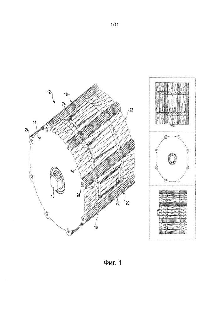 Насосная или компрессорная установка