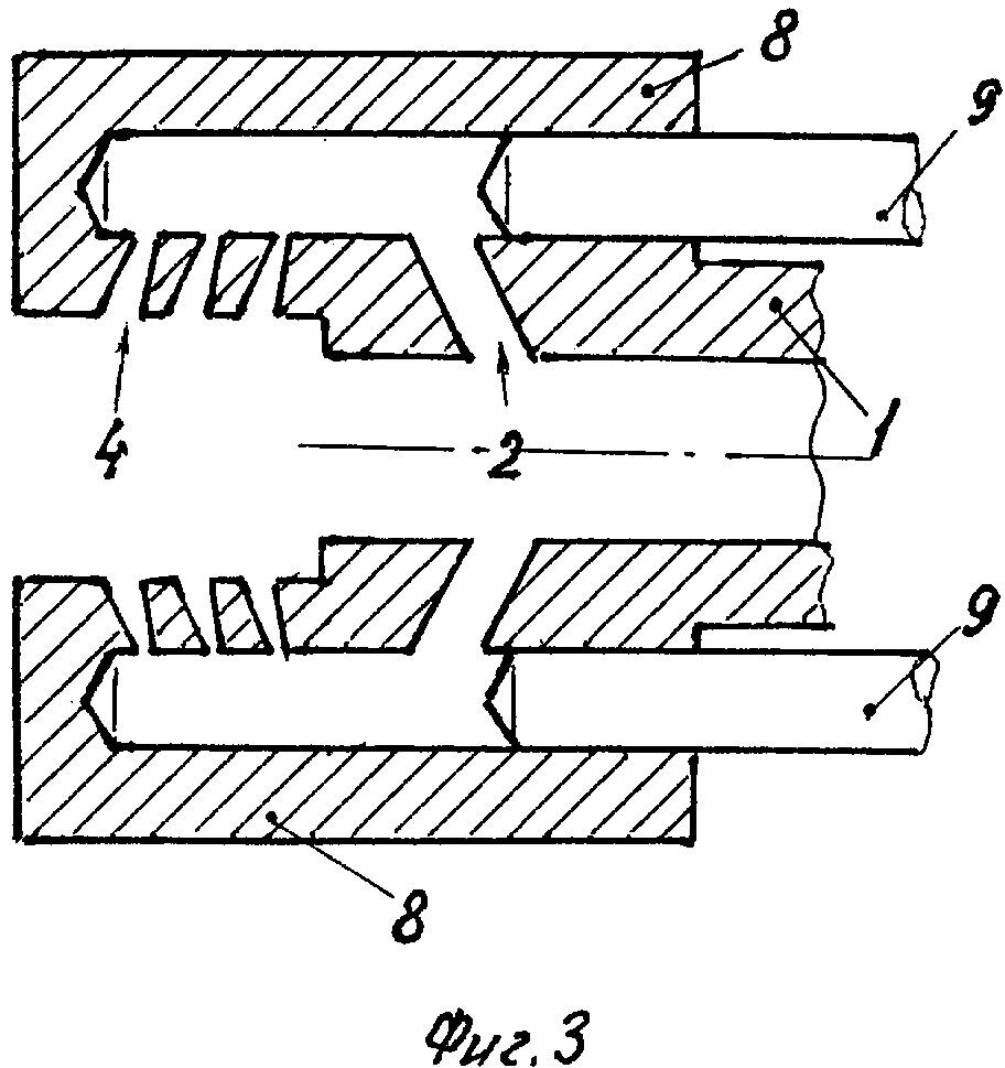 Устройство управляемого рассеивания пуль многопульного патрона (варианты)