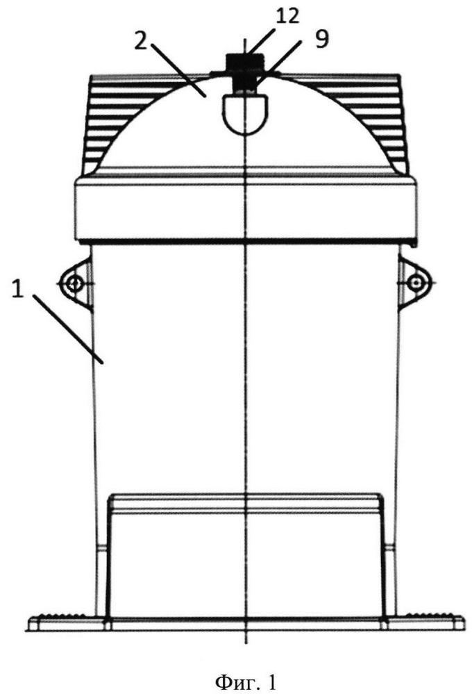 Пенно-моечное устройство