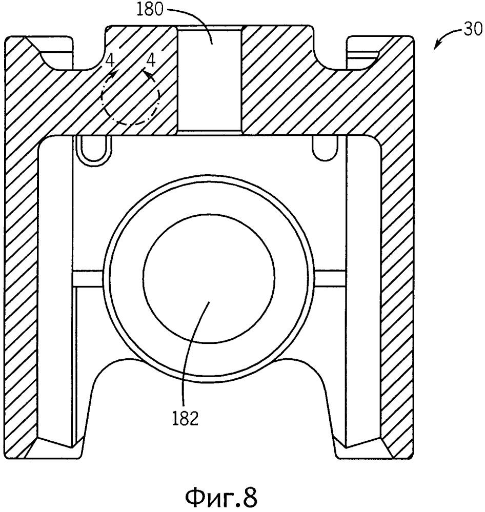 Крейцкопфный механизм машины (варианты)