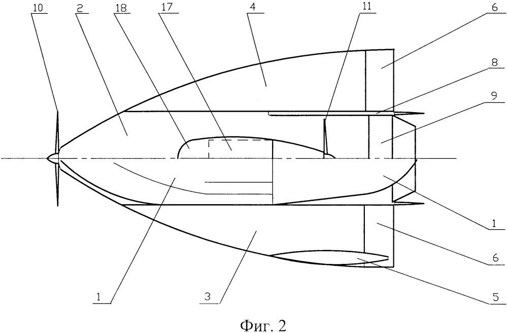 Летающая лодка (катер-самолет)