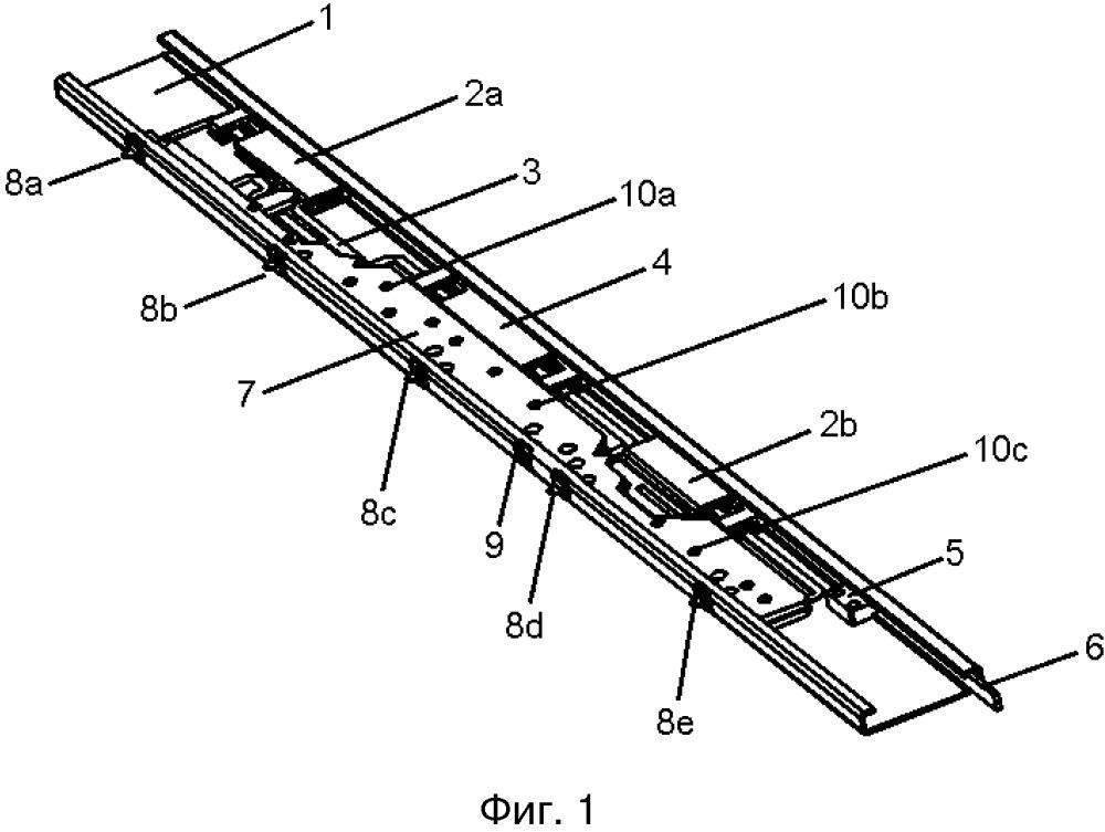 Антенна и антенная решетка с регулируемыми фазовращателями