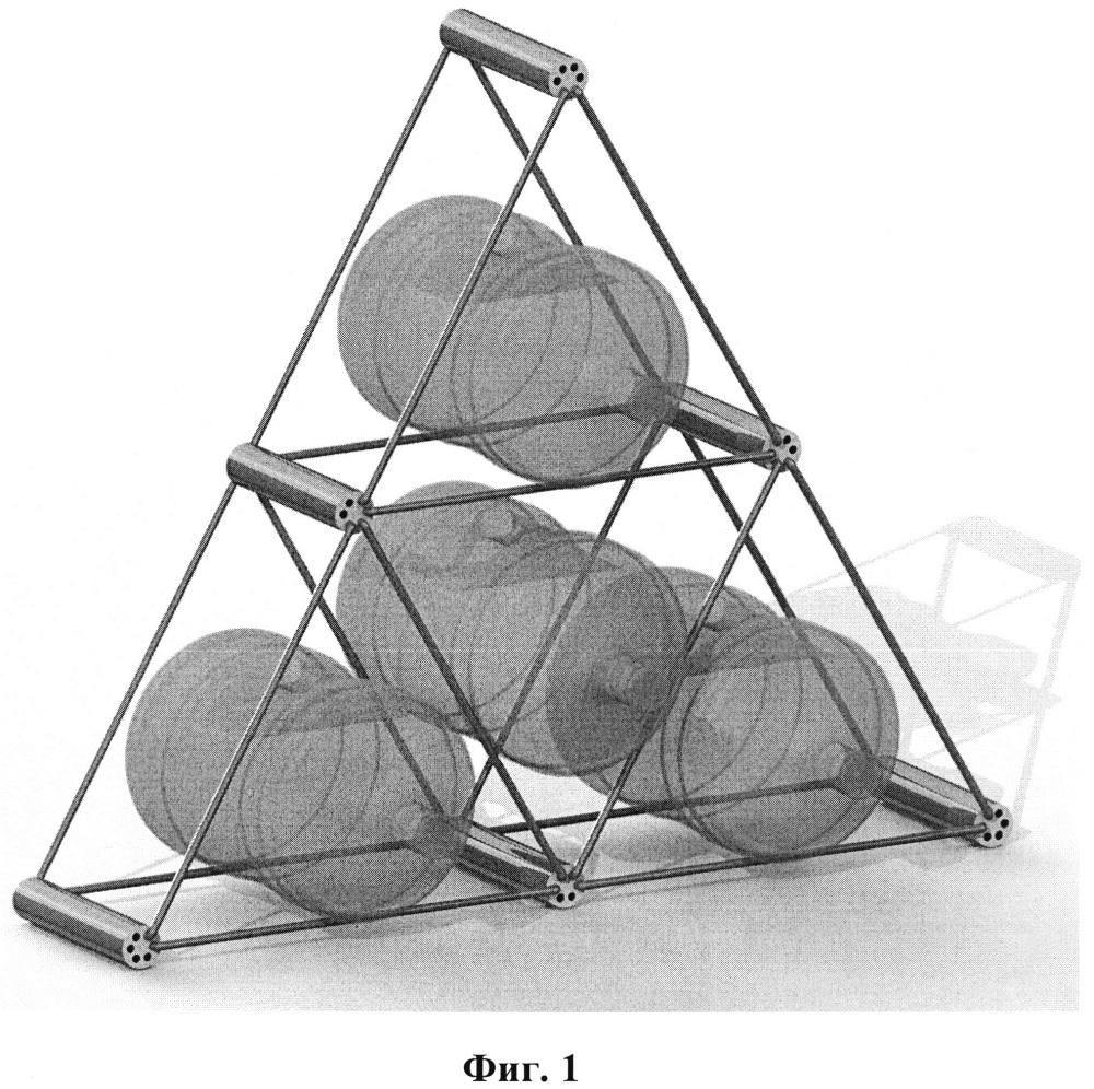 Комплект деталей для изготовления стеллажа для хранения бутылей в горизонтальном положении и стеллаж, изготовленный из этого комплекта