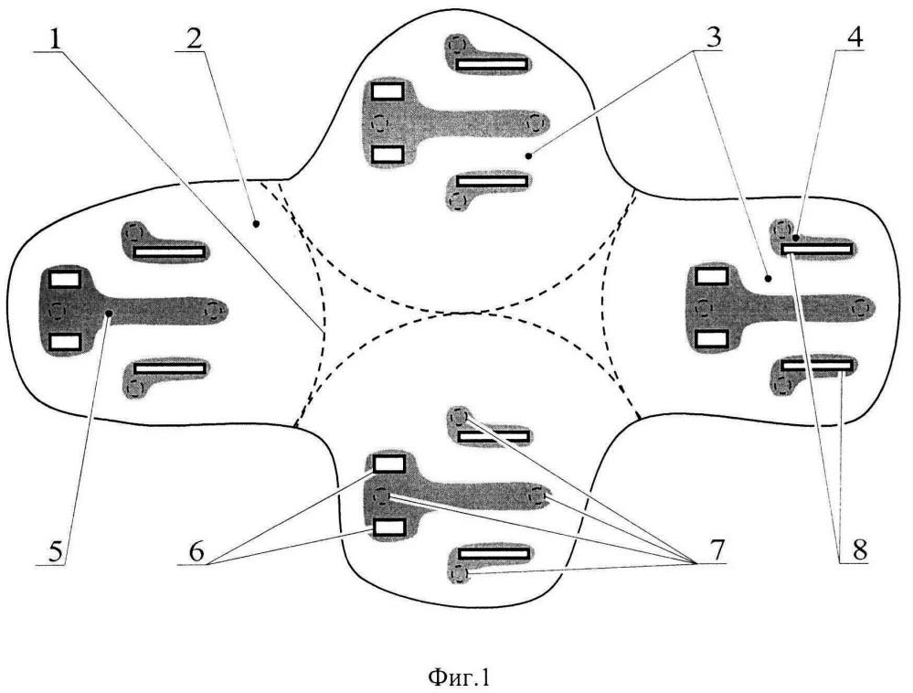 Тест-реле с механической активацией аксессуаром измерительного прибора