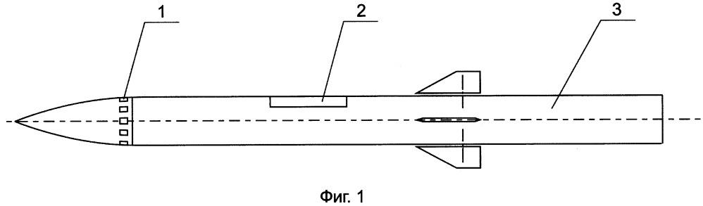 Система спутниковой навигации крылатой ракеты (варианты)