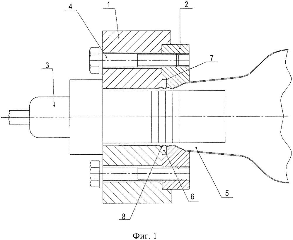 Способ изготовления горлышка тонкостенного сосуда (варианты) и устройство для его осуществления