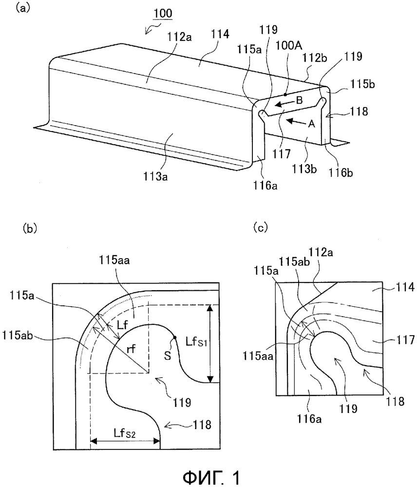 Отформованное прессованием изделие, способ изготовления отформованного прессованием изделия и устройство для изготовления отформованного прессованием изделия