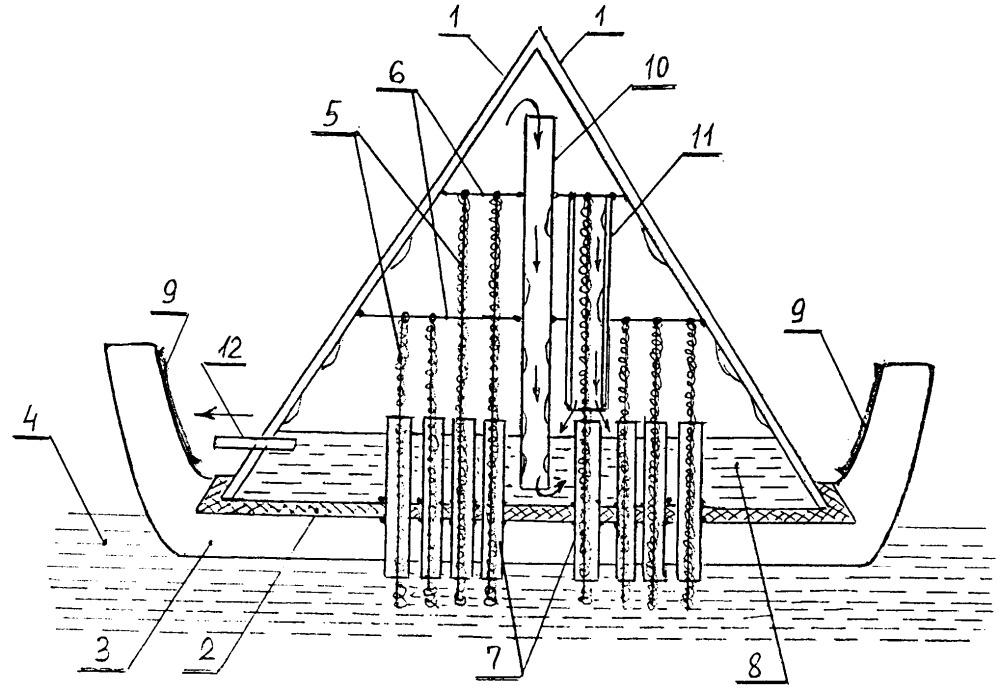 Гелиодистиллятор