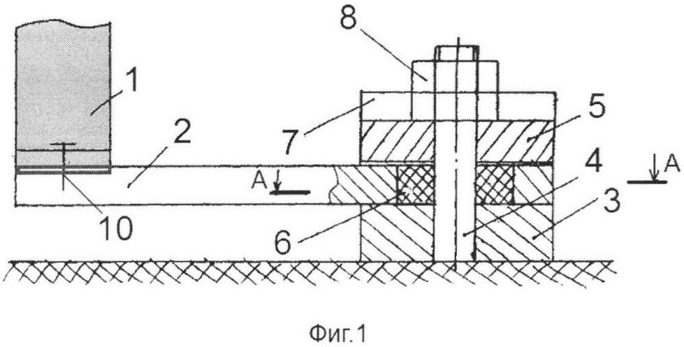 Пространственный рессорный виброизолятор