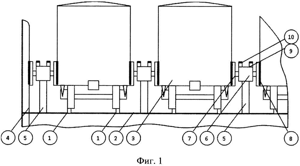Железнодорожное устройство морского парома