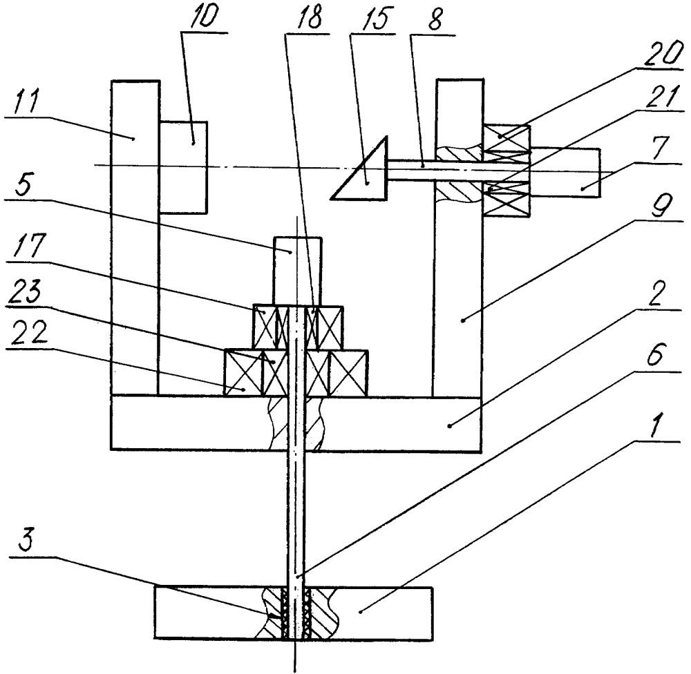 Устройство трехмерного сканирования