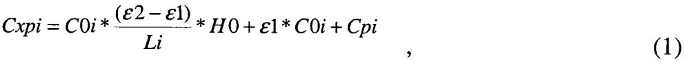 Способ измерения уровня границы раздела сред инвариантный к величине диэлектрической проницаемости сред