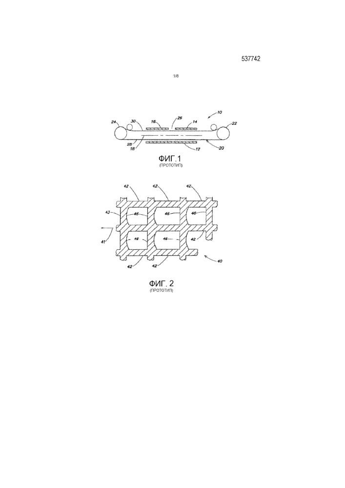 Усовершенствованная непрерывная лента для устройств сепаратора ленточного типа