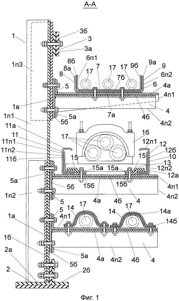 Электромонтажное изделие, содержащее двухслойный участок