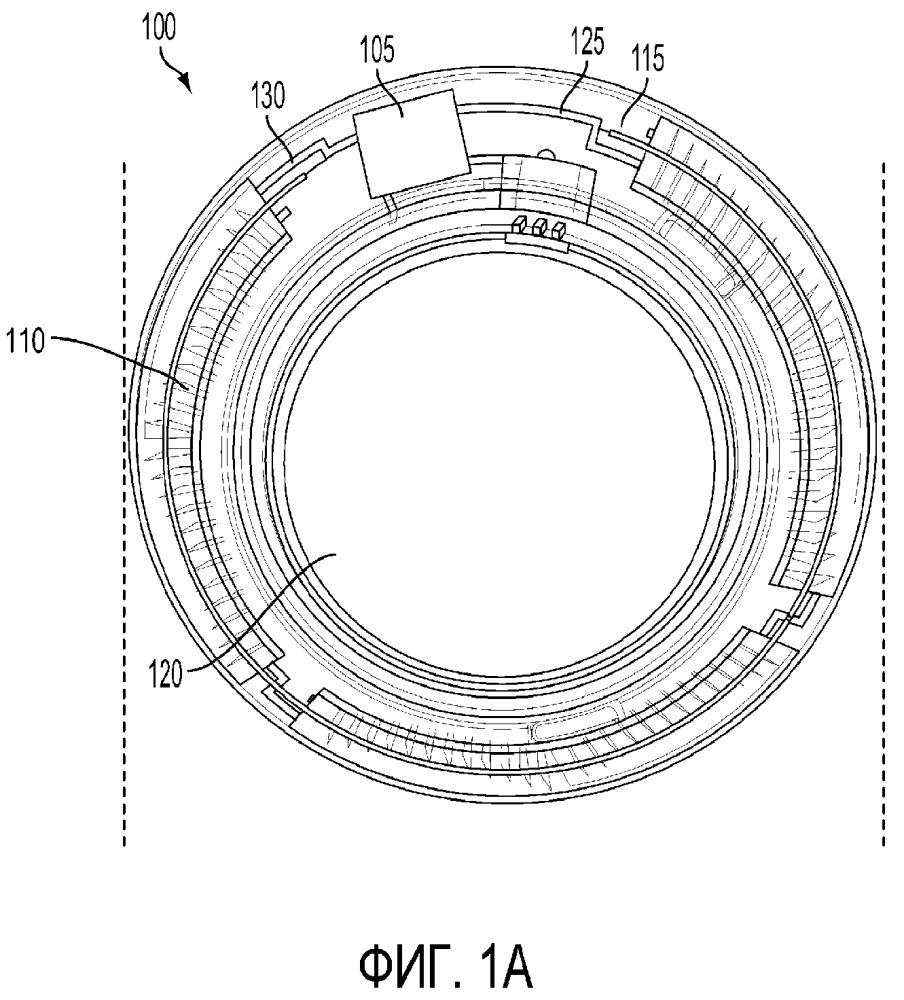 Офтальмологическая линза с микрожидкостной аналитической системой