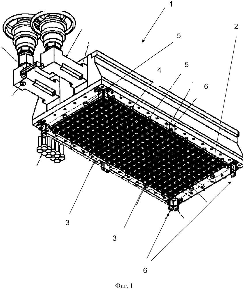 Штамповая плита с формовочным ограничителем