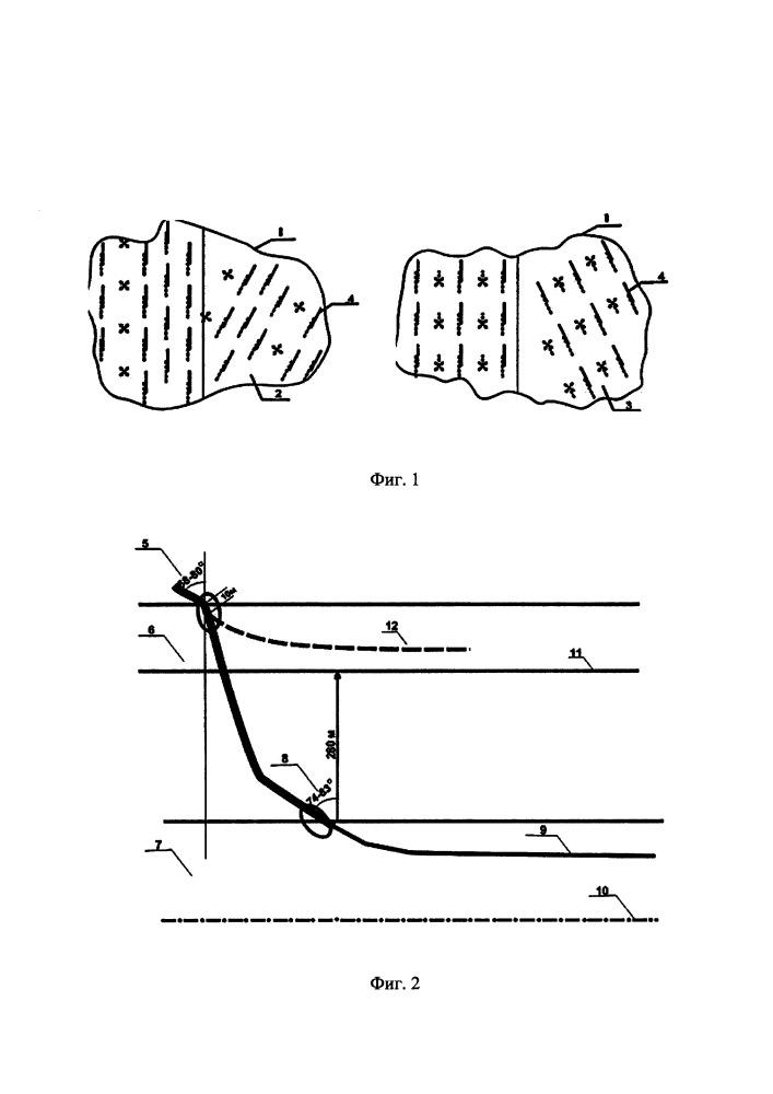Способ разработки двух объектов разной стратиграфической принадлежности