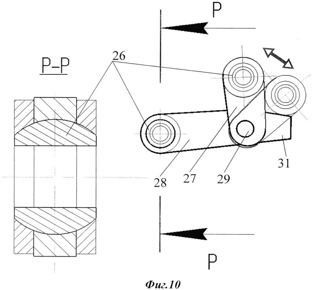Сменный гусеничный движитель колесного транспортного средства