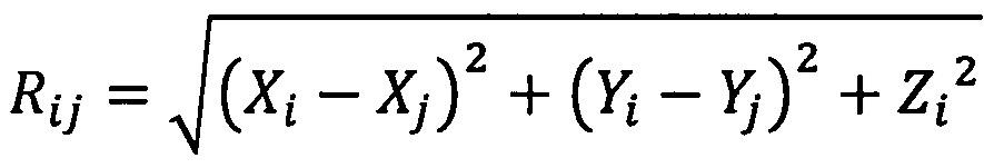 Дихотомический мультипликативный разностно-относительный способ определения координат местоположения источников радиоизлучений
