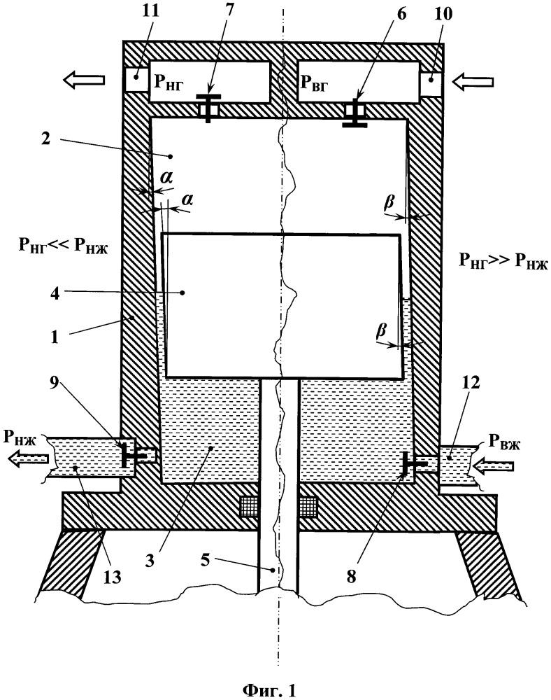 Способ работы поршневой гибридной машины объемного действия и устройство для его осуществления (варианты)