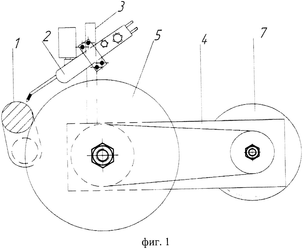Способ восстановления шеек стальных коленчатых валов