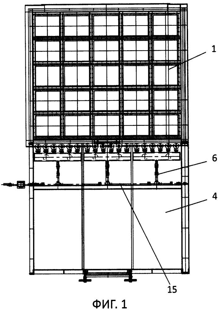 Устройство управления системой регенерации фильтровальных элементов промышленной пыле- газоочистки