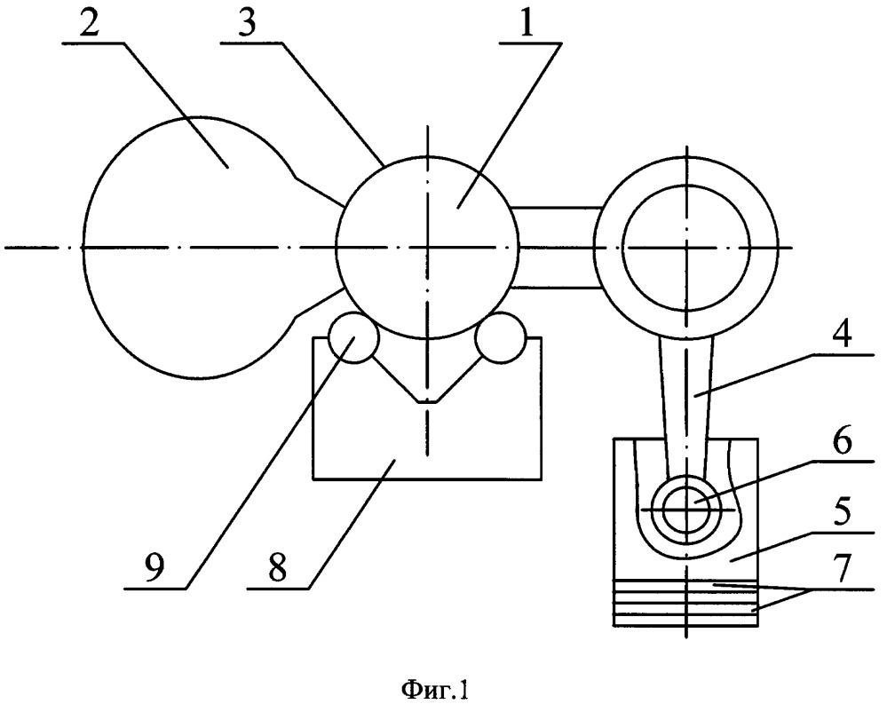 Способ статической балансировки кривошипно-шатунной группы