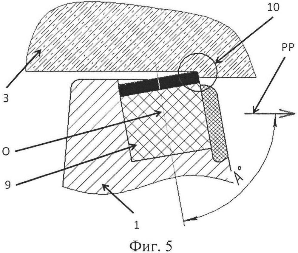 Лопастное долото с износостойкой цилиндрической режущей структурой