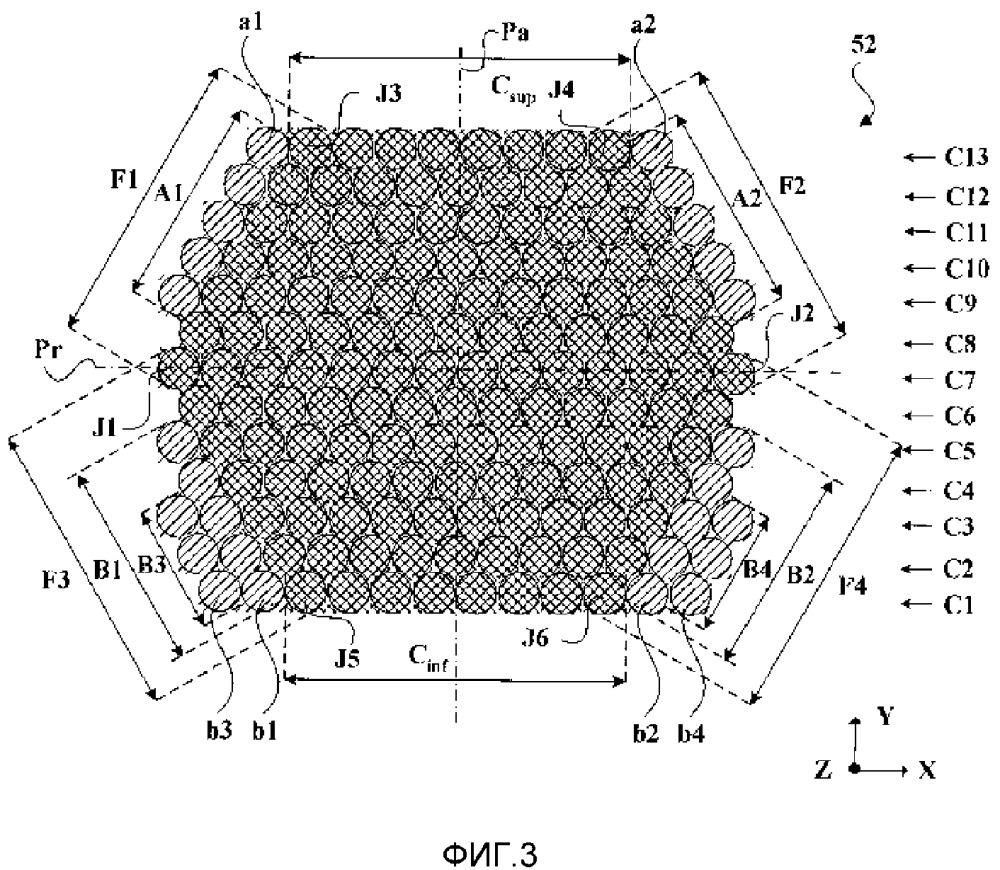 Бортовое проволочное кольцо для шины, шина и способ изготовления