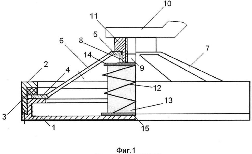 Виброизолятор для фундаментов зданий в сейсмически опасных районах