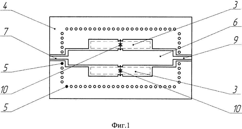 Волноводный выключатель