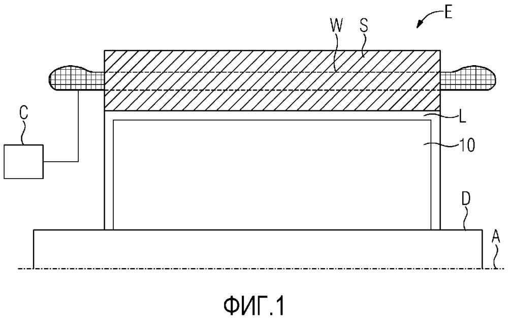 Реактивный ротор с механической стабилизацией