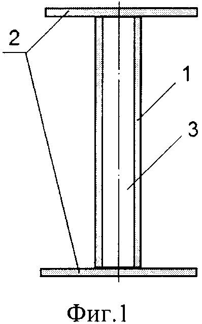 Стержневой цилиндрический демпфирующий элемент