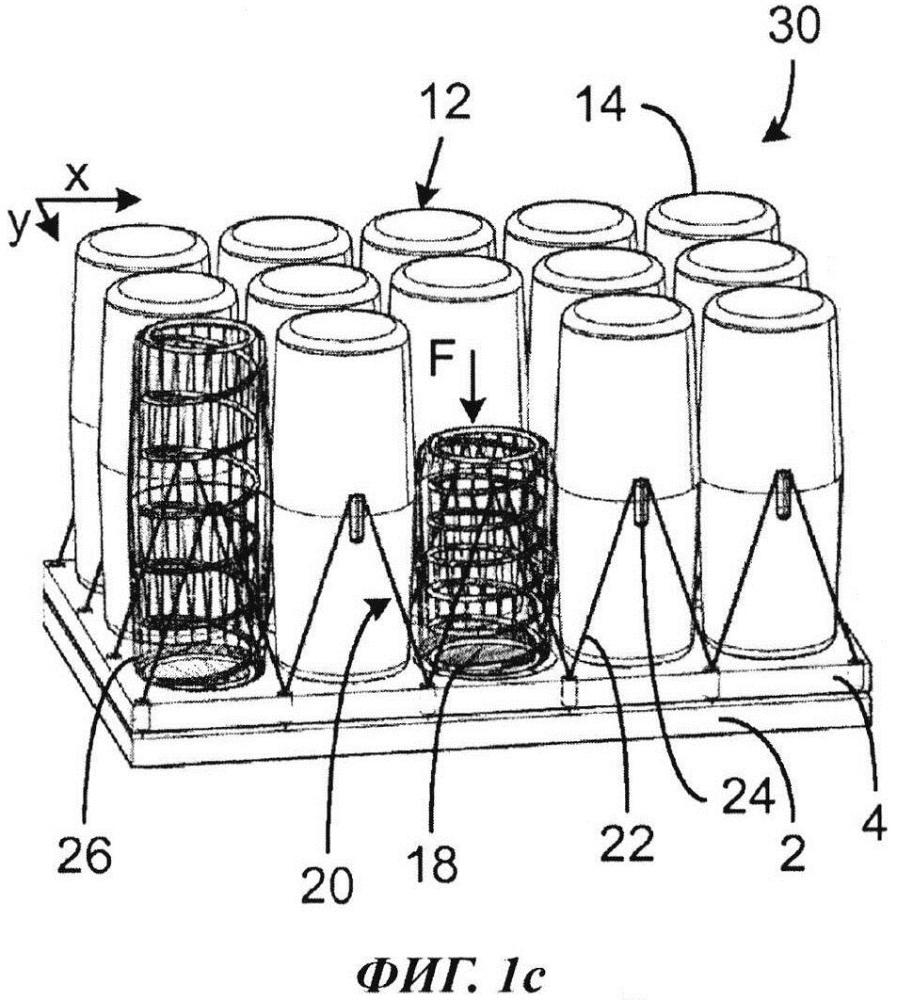 Предмет мебели с регулируемой степенью жесткости