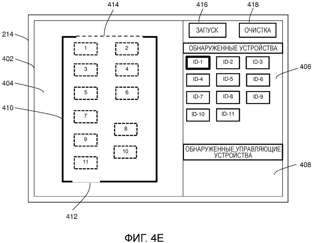 Средство на основе планшета для ввода в эксплуатацию адресного освещения