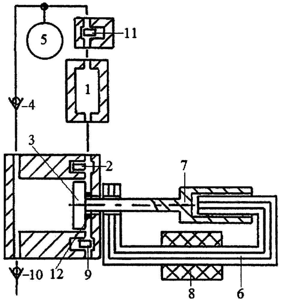 Способ предотвращения ударов поршня о стенки цилиндра одноцилиндровой свободнопоршневой тепловой машины внешнего сгорания