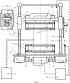 Стационарное устройство для воздействия низкочастотным магнитным полем на медико-биологические объекты, система управления и формирования импульсов, индуктор магнитного поля и система механического привода стационарного устройства
